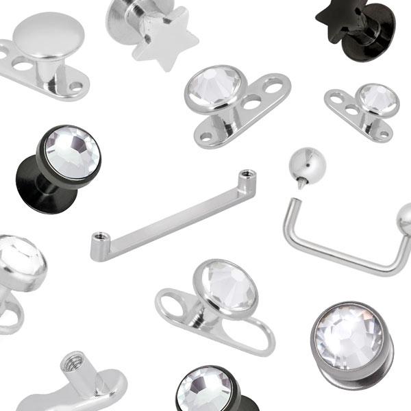 Surface Piercingjewellery